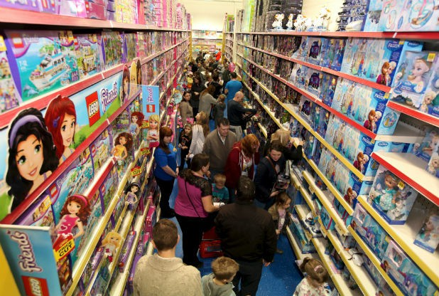 Description: Smyths Toys- that treasure trove and mesmerising nirvana when you were 8 years of age – is online in wxilkjkj.tk the largest toystore with the largest range of toys in ther country, you'll find just as many toys, bikes, video games, DVDs and books at Smyths online that you will at its 60+ stores throughout Ireland.