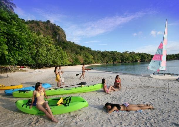 Dakak Park and Beach Resort Fantasy Island Dapitan City