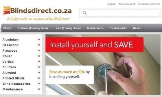 Blinds Direct | Cape Town, South Africa