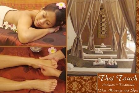 thai touch cardiff