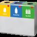 Eco Recycling Bins | Lower Germiston Rd, Johannesburg